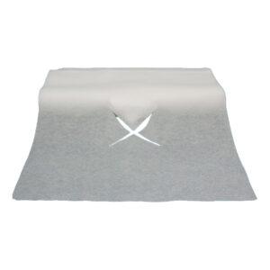 3015美容床十字洞巾(小)